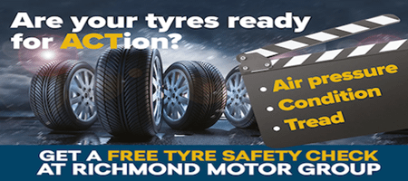 SAFE TYRES SAVE LIVES! – TYRE SAFETY MONTH 2020