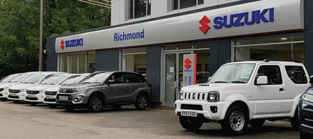 RICHMOND SUZUKI BOTLEY - OPEN FOR BUSINESS!