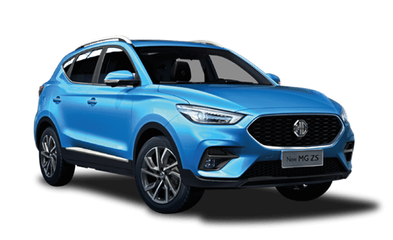 New MG ZS Excite
