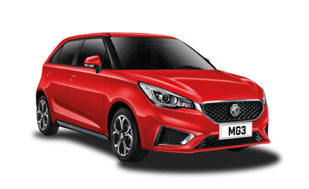 New MG3 Excite