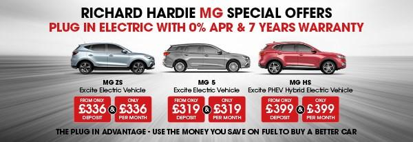 MG  Special Offers