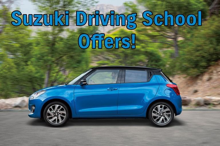 Suzuki Driving School Offers!