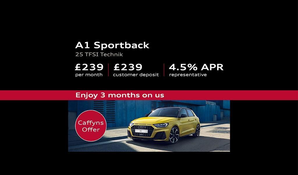 Audi A1 Offer