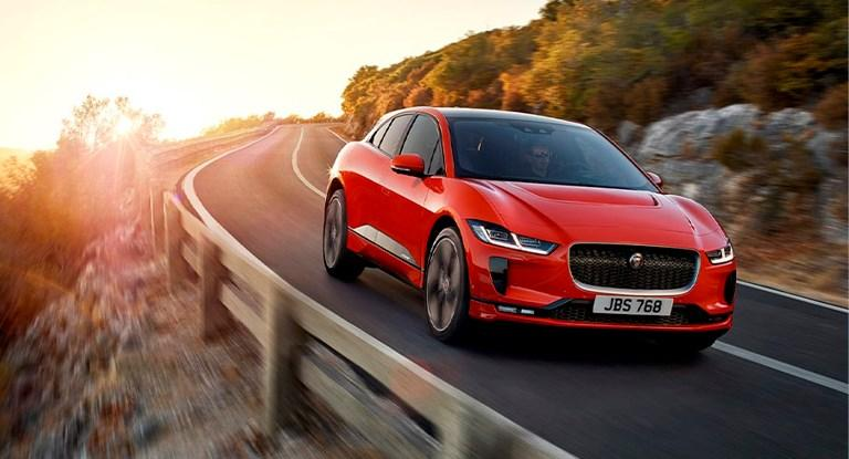 EXCLUSIVE TO JAGUAR I-PACE APPROVED