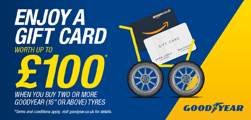 Goodyear Tyres Offer!