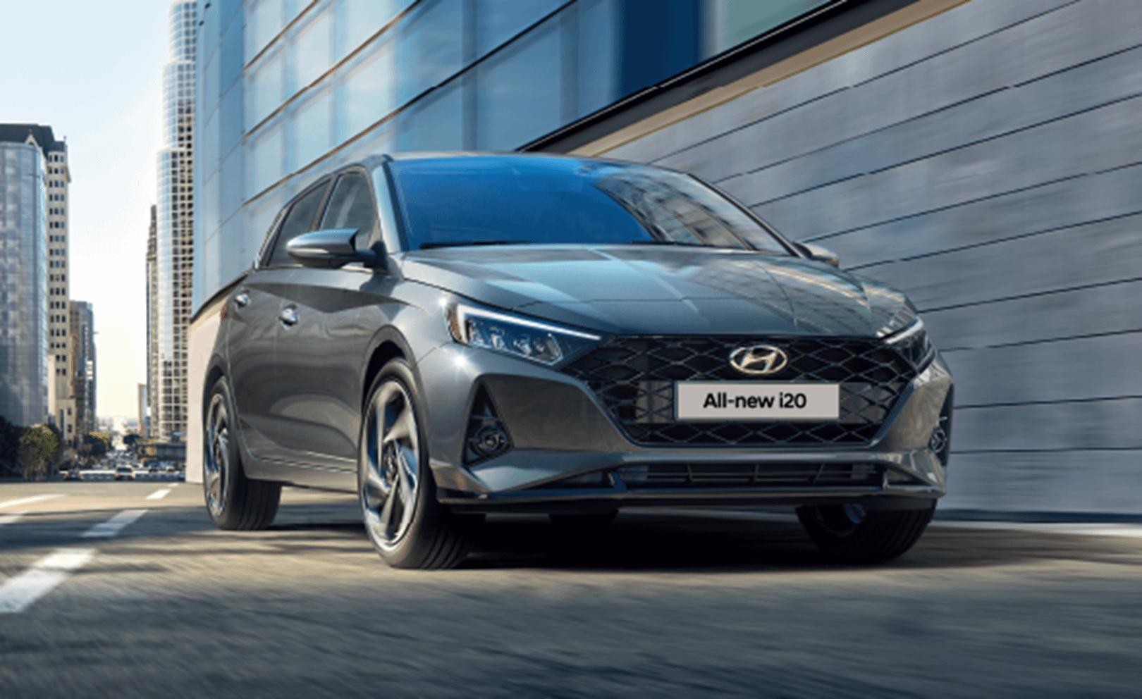 All-New Hyundai i20