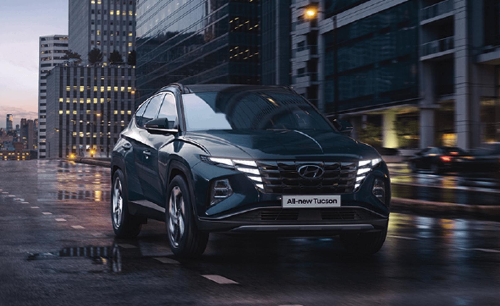 All-New Hyundai Tucson