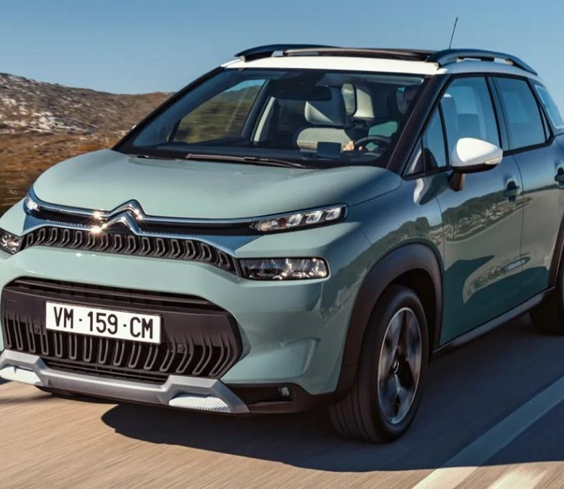 Citroen C3 Aircross 2021 Arriving in June