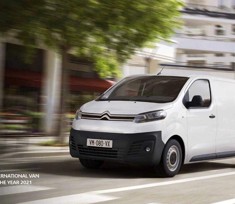 Citroen and Peugeot Share Double Electric Van Wins at the Great British Fleet Awards 2021
