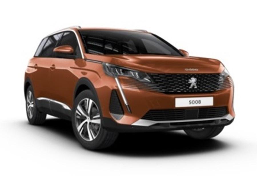 New Peugeot 5008 SUV Allure 1.2L PureTech 130 S&S