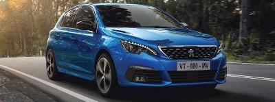 Peugeot 308 Allure PCP Offer