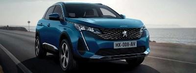 New Peugeot 3008 SUV Allure Premium PCP Offer