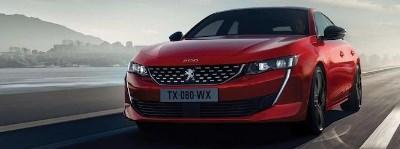 Peugeot 508 Active Premium PCP Offer