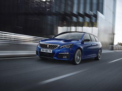 Peugeot 308 SW Allure Business Lease Offer