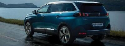 New Peugeot 5008 SUV Active Premium PCP Offer