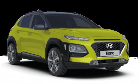 70 Reg Hyundai KONA Premium