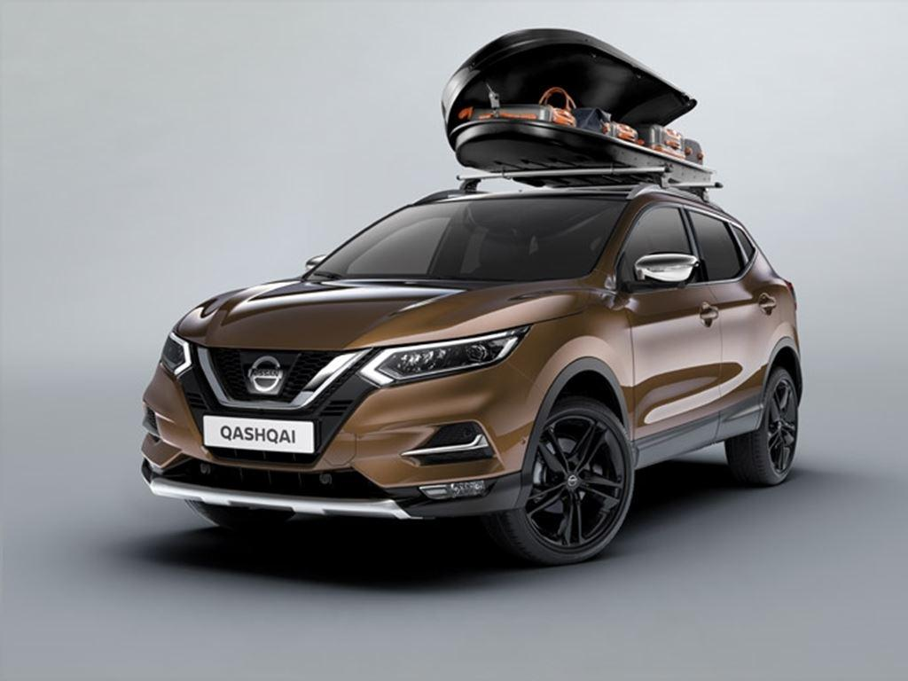 Nissan Roof Box