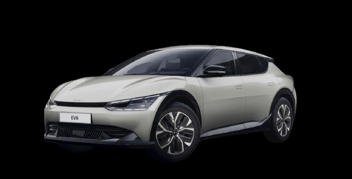 The Kia EV6
