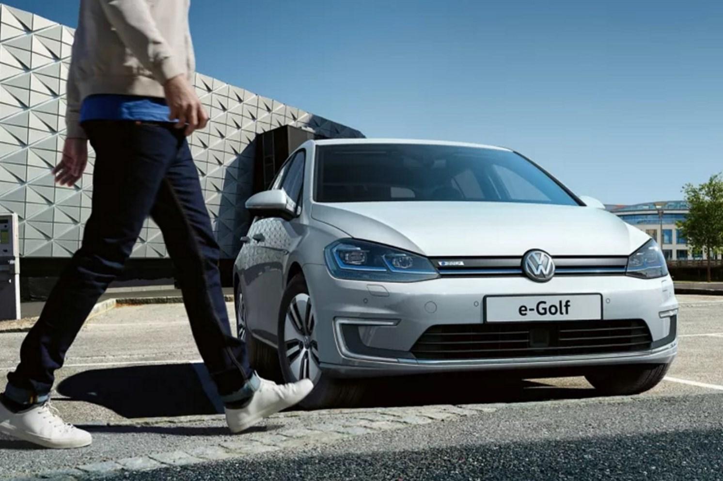 e-Golf