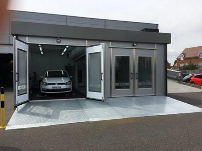 Startin Worcestershire's New Smart Repair Centre