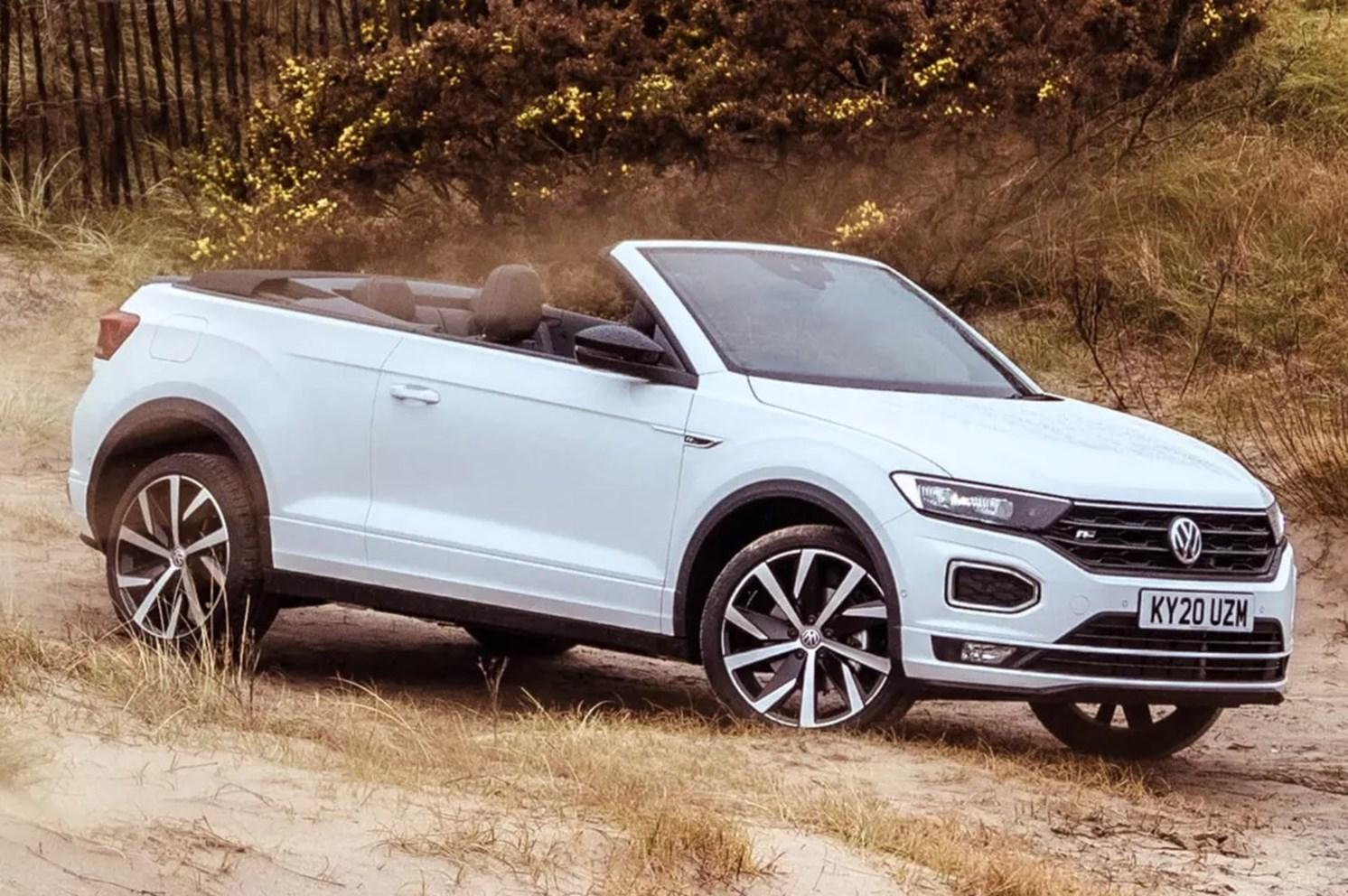 New T-Roc Cabriolet
