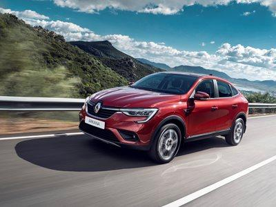 Introducing The All-New Renault Arkana