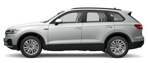 Volkswagen Touareg PCP