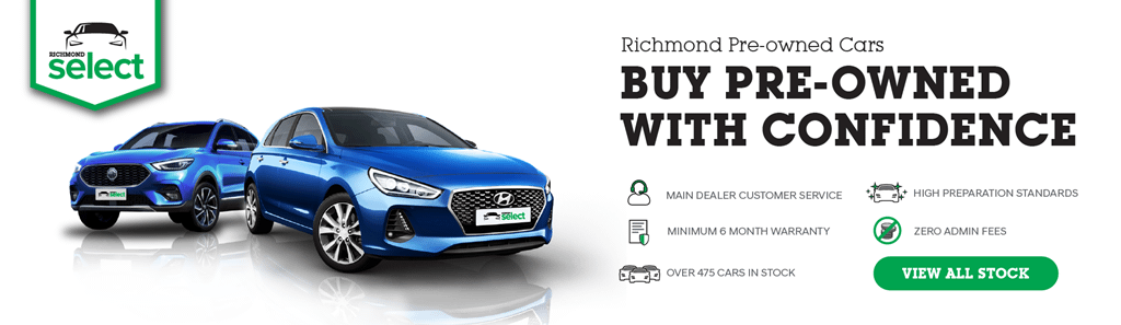 Used Car Benefits Homepage Banner