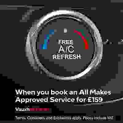 Free A/C Refresh