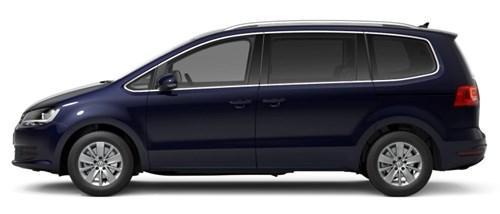 Volkswagen Sharan PCP
