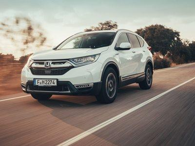 Honda CR-V AWD Hybrid Business Lease Offer