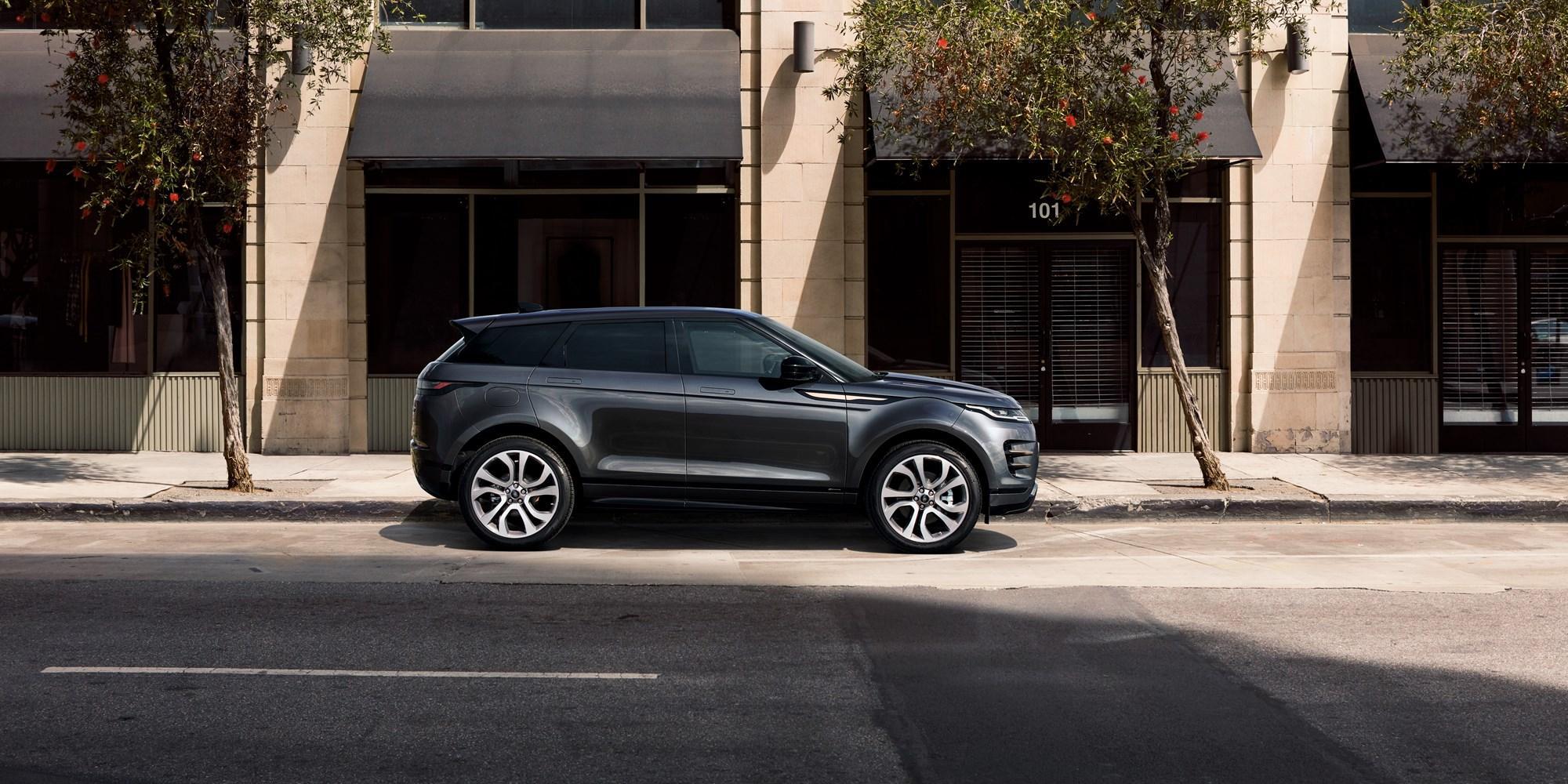 Range Rover Evoque PHEV