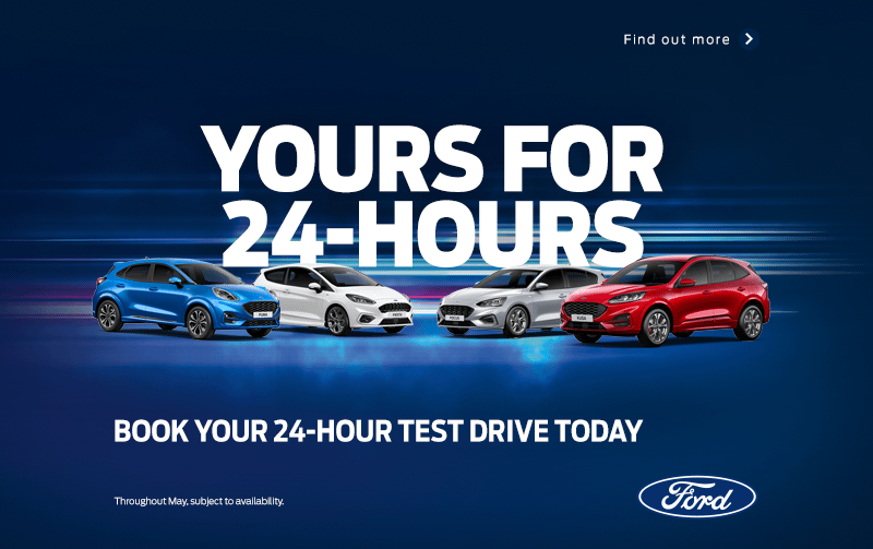 24 Hour Test Drive Event