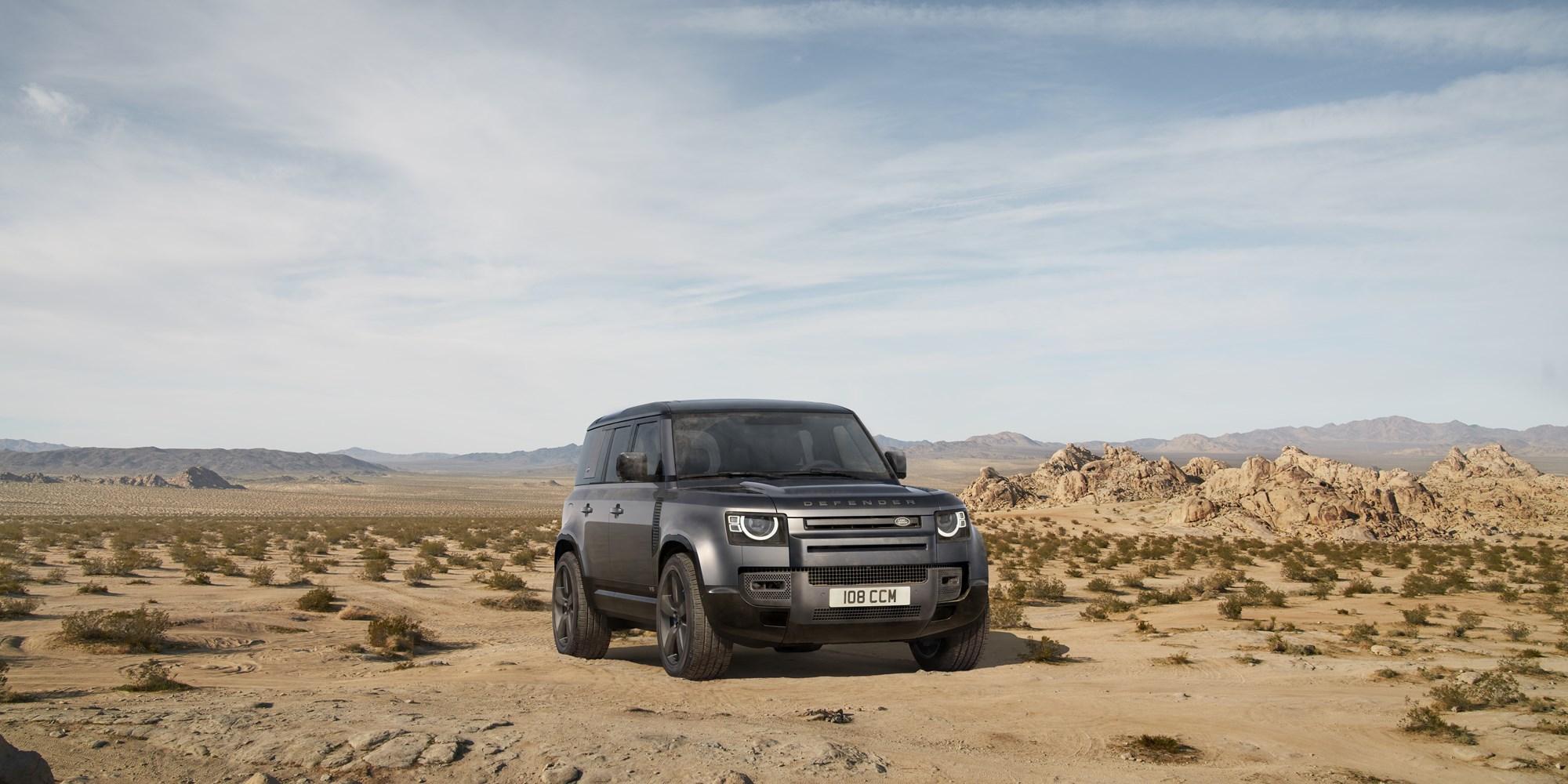 Range Rover Defender PHEV