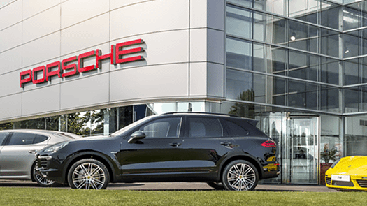 Our Centre is now fully open - Porsche Exeter