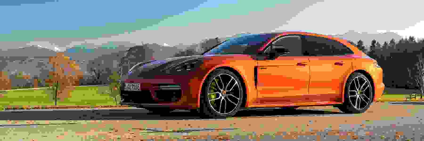 Spring Demonstration Drive Day - Porsche Exeter