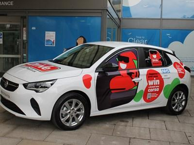 South Tees Hospital Charity - Win a Car with Drive Vauxhall