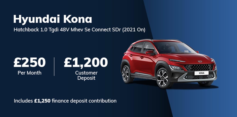 Hyundai Kona Offer 2021