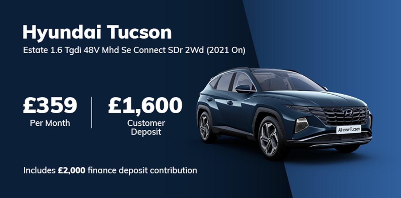 Hyundai Tucson Offer 2021