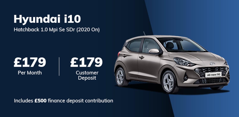 Hyundai i10 Q2 2021