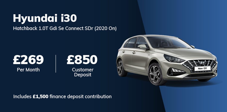 Hyundai i30 Offer 2021