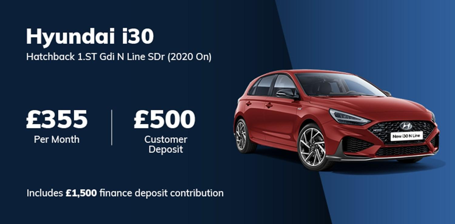 Hyundai i30 N-Line Offer