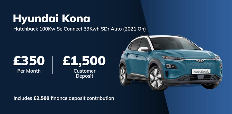 Hyundai Kona Electric Offer 2021