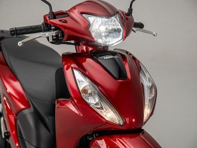 Honda Motorcycles - Vision 110