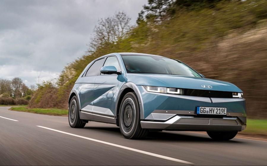 Hyundai IONIQ 5 Wins Best Design at TopGear Electric Awards