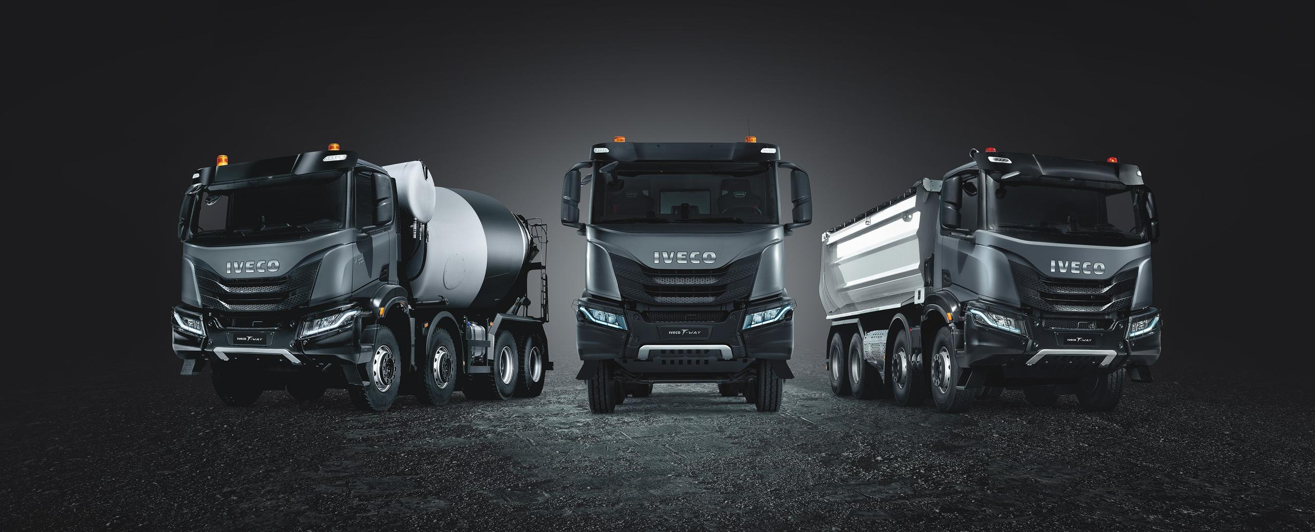 New IVECO T-WAY: the toughest vehicle engineered for the most extreme off-road missions