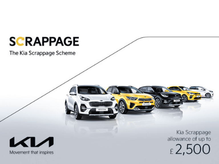 Kia Scrappage Scheme 2021