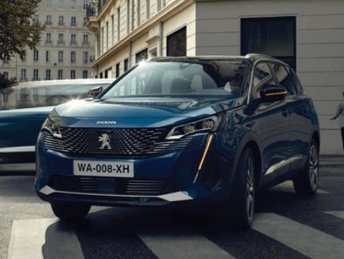 Peugeot NEW 5008