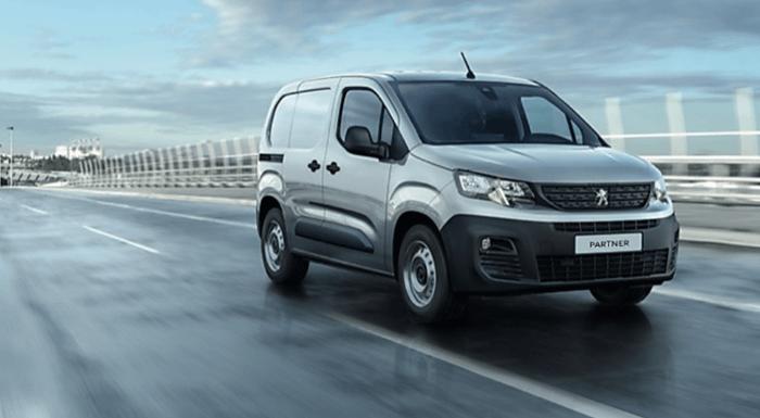 Peugeot Partner Offer