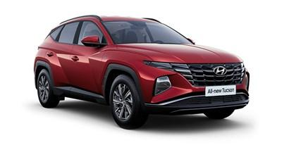All-New Tucson SE Connect